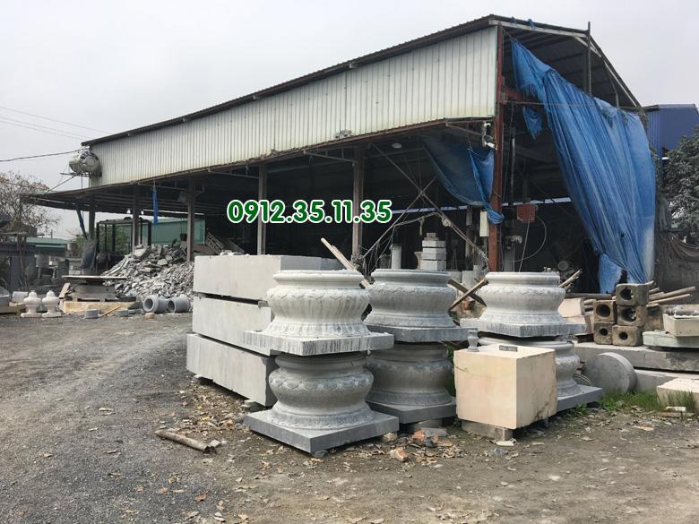 Hệ thống nhà xưởng chế tác sản phẩm đá mỹ nghệ