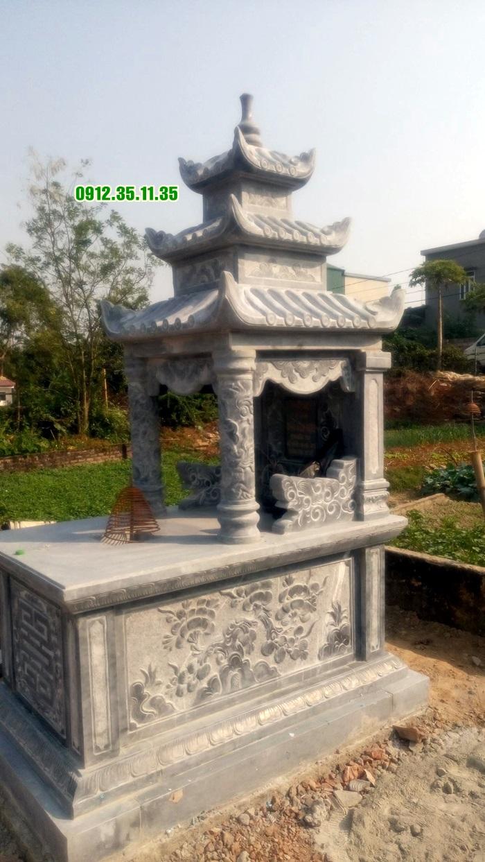 mộ đá ba mái MF 13