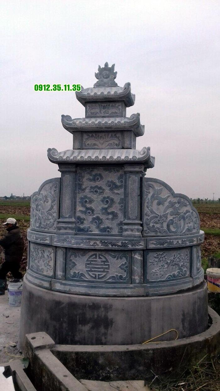 mộ đá ba mái MF 23 3
