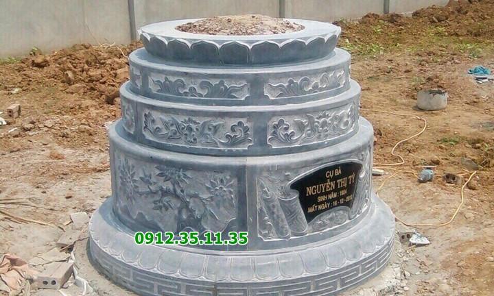 Mộ đá tròn MF 09