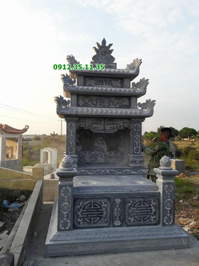 Mẫu mộ đôi MF 11